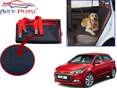 Auto Pearl PTC89 - Premium Make Red Black Car For - Hyundai I20_Elite Hammock Pet Seat Cover