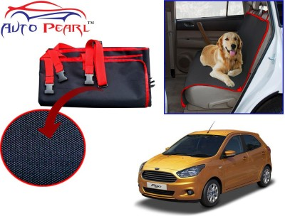 Auto Pearl PTC165 - Premium Make Red Black Car For - Ford Figo New Hammock Pet Seat Cover
