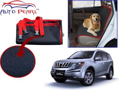 Auto Pearl PTC155 - Premium Make Red Black Car For - Mahindra XUV500 Hammock Pet Seat Cover