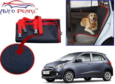 Auto Pearl PTC86 - Premium Make Red Black Car For - Hyundai I10_Grand Hammock Pet Seat Cover