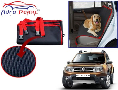 Auto Pearl Ptc56 - Premium Make Red Black Car For - Renault Duster Hammock Pet Seat Cover