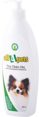 All4pets Anti-dandruff Rosemary Dog Shampoo