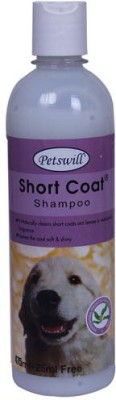 Petswill Short Coat Allergy Relief Dog Shampoo