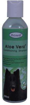 Petswill Aloe Vera Conditioning, Allergy Relief Dog Shampoo