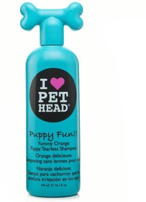 Pet Head Allergy Relief Orange Dog Shampoo