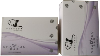 Petveda Conditioning All Purpose, Whitening and Color Enhancing Musk Dog Shampoo