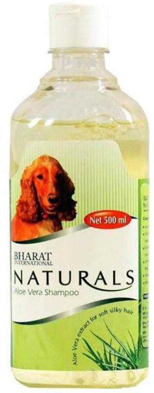 Bharat International Aloe Vera Dog Shampoo(500 ml)