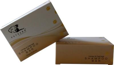 Petveda Fortifying Conditioning, Anti-itching, Hypoallergenic Mild, Sweet Honey Dog Shampoo