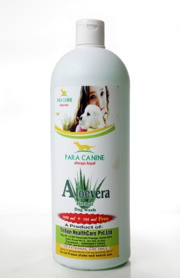Para Canine All Purpose Aloe Vera Dog Shampoo