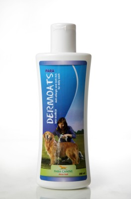 Para Canine Anti-itching, Allergy Relief Natural Dog Shampoo