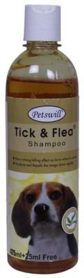 Petswill Tick & Flea Flea and Tick Dog Shampoo
