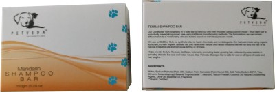 Petveda All Purpose, Conditioning, Anti-dandruff, Anti-itching Citrus Orange Cat Shampoo