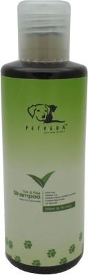 Petveda Flea and Tick, Anti-microbial, Anti-dandruff essential Oil Blend Dog Shampoo