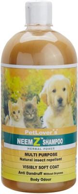 Pet Lovers Neemz Dog Shampoo