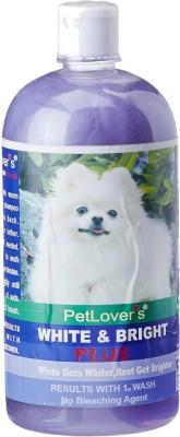 Pet Lovers White & Bright Dog Shampoo