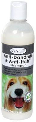 Petswill Anti-dandruff, Anti-itching Dog Shampoo