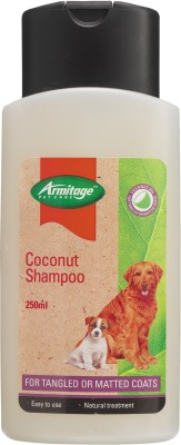 Armitage Conditioning Coconut Dog Shampoo