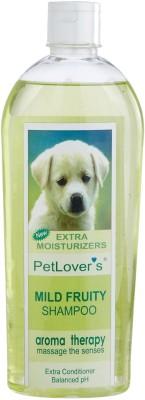 Pet Lovers Mild Fruity Dog Shampoo