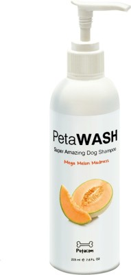 Petacom All Purpose Mega Melon Madness Dog Shampoo