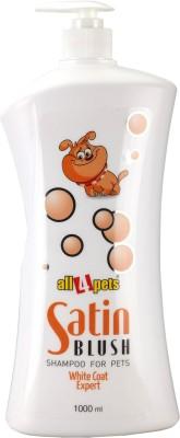 All4pets Whitening and Color Enhancing Natural Dog Shampoo