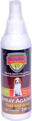 Scoobee Flea and Tick Special Fragrance Dog Shampoo