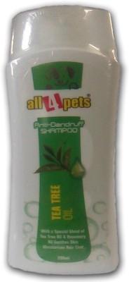 All4pets Anti-dandruff Tea Tree Dog Shampoo