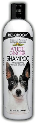 Biogroom All Purpose White Ginger Natural Scent Dog Shampoo