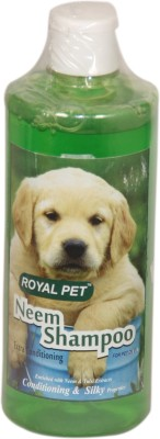 Pet Club51 Neem extracts All Purpose citrus/rose Dog Shampoo