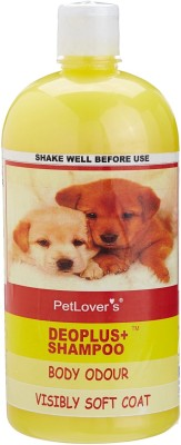 Pet Lovers Deoplus Dog Shampoo