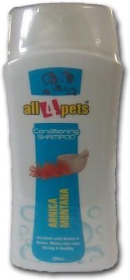 All4pets Conditioning Arnica Dog Shampoo