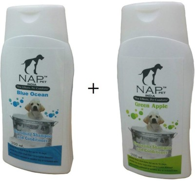 Nap Pet India All Purpose Apple Dog Shampoo