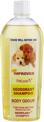 Pet Lovers Deodorant Dog Shampoo