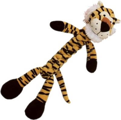 Kong Braidz Tiger Tug Toy For