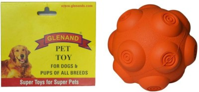 Glenand Rubber Bouncy Treat Ball For Dog