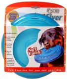 Pets Pal Super Flyer Rubber Chew Toy For...