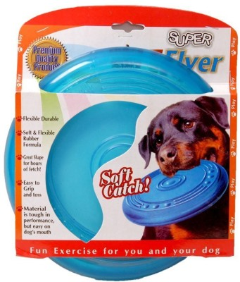 Pets Pal Super Flyer Rubber Chew Toy For Dog