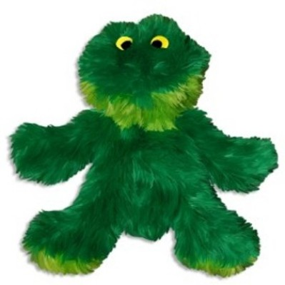 Kong Plush Frog Soft Toy For Dog