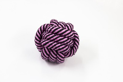 Snug Hug Rope Ball Medium Cotton Chew Toy For Dog
