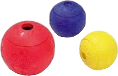 Karlie Boomer Treat Ball Rubber Rubber Toy For Dog