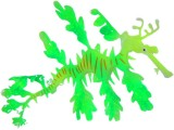 Creative Spinach Green Sea Dragon Silico...