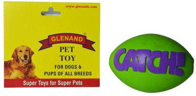 Glenand Rubber Football Catch 3.5 GI012 Ball For Dog