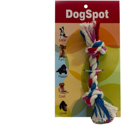 Dog Spot Cotton Tug Toy For Dog