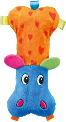 Trixie Hippo Cotton Plush Toy For Dog & Cat