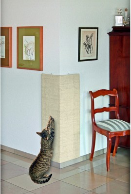 Karlie Scratching Board Training Aid For Cat
