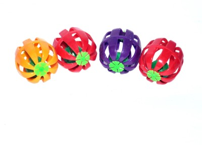 Waves RINGING - 4 PCS SET Plastic Ball For Dog & Cat