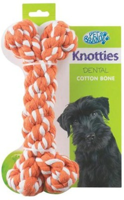 Pet Brands Knotty Bone Extra Large Cotton Chew Toy For Dog