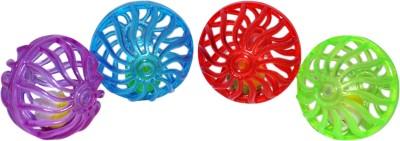 Waves RINGING - 4 PCS SET Plastic Ball For Dog & Cat