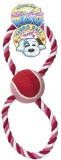 Pet Brands Cotton, Rubber Tug Toy For Do...