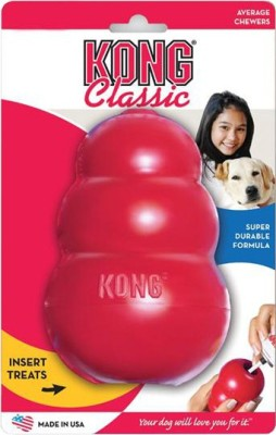 Kong Classic Treat Dispensing Toy For Dog