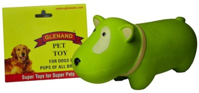 Glenand Latex Stuffed Grunter Cutie Bull Terrier Squeaky Toy For Dog